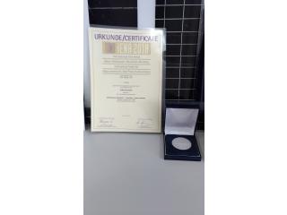 Nuremberg, Germany Silver Medal