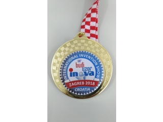 Croatia International Invention Exhibition Gold Medal